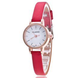 $enCountryForm.capitalKeyWord UK - Lady girl watch Clock brand luxury gift Fashion Female Models Fashion Thin Belt Rhinestone Belt Watch women Free Shipping