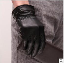 $enCountryForm.capitalKeyWord Australia - 2017 new winter real sheepskin leather gloves fur cape glove men motorcycling luvas