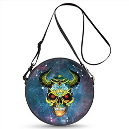 798be7e1603 China QuanZhou Factory Wholesale New Product Hot Selling Print  Constellation on Small Round Bag for Girl