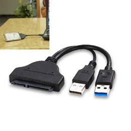 Wholesale USB to quot SATA Hard Drive Adapter Cable SATA to USB Converter