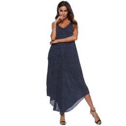 $enCountryForm.capitalKeyWord NZ - NORA TWIPS Plus Size XXL 2018 women sling siamese pants ladies Loose jumpsuits casual slim wide leg Dot Clothing