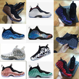 Box training online shopping - with box Mens Penny Hardaway Galaxy One Men Basketball Shoes Olympic Running Shoes Sneakers Olympic Training Sports Shoes