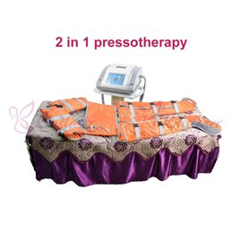 PressotheraPy lymPh drainage machine online shopping - HOT In1 Far Infrared Pressotherapy Sauna blanket Air Pressure Pressotherapy Lymph Drainage Body Slimming Machine