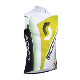 2018 Men SCOTT Cycling Jersey Sleeveless Vest Bicycle shirt road Bike  clothes Breathable outdoor Clothing Factory direct sale 0419 LJP 8a95dc60c