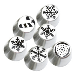 Cupcake Trees Australia - Newest Icing Piping Tips Christmas Tree Special Russian Leaf Nozzle Bakeware Cupcake Cake Decorating Pastry Baking Tools