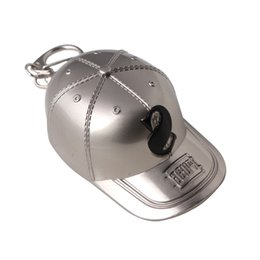 $enCountryForm.capitalKeyWord UK - 2018 New personality Helmet desperately keychain The jedi battle royale PUBG level 3 helmets luxury key rings pendant