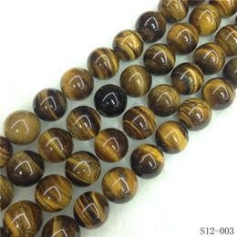 66566a2e2fde 144 unids   lote 8 mm más barato perlas de piedra natural ojo de tigre  amarillo redondo suelta perlas para la fabricación de joyas de bricolaje