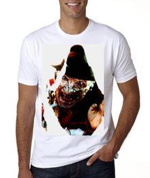 Broken Bad Australia - NEW 80's FREDDY KRUEGER T-SHIRT Men Tshirt Short Sleeve Print Casual Breaking Bad Print T Shirt For Men 2018