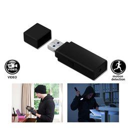Covert hd Camera dvr reCorder online shopping - USB Disk Camera U Disk DV HD P Camera DVR Recorder Flash Drive Portable Surveillance Camcorder Mini Covert
