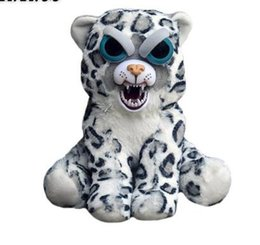 Funny Toy Stuffed Animals Canada - YNYNOO Feisty Pets Plush Toys With Funny Expression Stuffed Animal Toys for Girls Change Face Cute Soft Cotton Christmas Gift