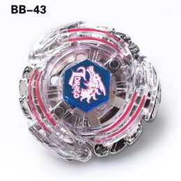 $enCountryForm.capitalKeyWord Canada - Explosion Spinning Gyro BB43 Silver Dragons Constellation Alloy Battle Toy children's educational assembly toys Rotating Gyro Game