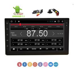 $enCountryForm.capitalKeyWord Canada - Android 7.1 Car Stereo Double Din In Dash GPS Navigation Car Player Bluetooth WiFi 4G OBD2 7'' Capacitive Multi-TouchScreen Radio HeadUnit