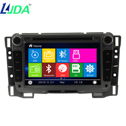 gps car radios 2019 - LJDA Gps Navigation For  Sail 2009-2015 wince 8.0 Auto Radio Stereo Audio Display Car Dvd Player Bluetooth Touch Screen