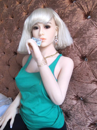 women sexing dolls 2019 - Life Size Silicone Sex Dolls Small Breast Love Doll with Metal Skeleton Male Masturbator Adult Doll cheap women sexing d