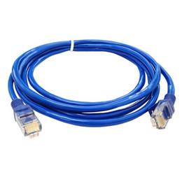 1m CAT6 RJ45 Réseau Câble UTP 100M / 1000Mbps Ethernet Internet Réseau Câble RJ45 Patch LAN Câbles Pour Le Modem DSL Routeur
