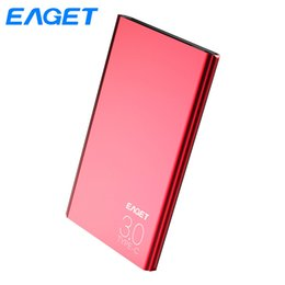 Wholesale Eaget External Hard Drive TB HDD Type C Externo Disco HD Disk Storage Devices Laptop Desktop Slim Hard Disk tb New Arrival