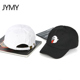 Europe and American Style popular logo street hip-hop pattern embroidered  curved eaves fashion hat with curved eaves 62142fe99fd