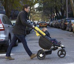 $enCountryForm.capitalKeyWord Canada - Baby wheelchair bag Baby diaper backpack stroller Pram Cart Bottle Diaper Bag Nylon Newborn Nappy