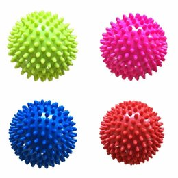 Peanut Lacrosse Massage Ball Solid Mobility Myofascial Trigger Point Relax Assistant Remission Tool Fitness Balls Fitness & Body Building