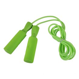 jumping equipment Australia - 3M Bearing Jump Rope Fitness Bodybuilding Equipment Sponge Handle Quality Skipping crossfit Jump Rope 6 Colors