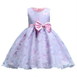 $enCountryForm.capitalKeyWord UK - Flower Girl Dresses 2-10 Years Kids Clothes Princess Costume Tutu Gown Kid Girls Graduation Ceremony Formal Party Wedding Dress