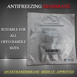 Wholesale Factory Price Size Antifreeze Membrane Antifreezing Membrane Anti Freezing Membrane Pad For Fat Freezing Machine CE DHL