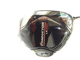 Loft goLf driver online shopping - Brand New Conductor LX Deep Driver Golf Driver Golf Clubs Loft R S SR X Flex Graphite Shaft With Head Cover