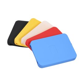 """Discount hard drive case bag - 2.5inch Silicone Case HDD Bags Case Hard Drive Disk Cover Protector Skin Ultra Soft 2.5"""" HDD for Seagate for WD"""