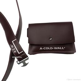 Pp hombres online-A-COLD-WALL ACW Patinetas Bolso Bolsas de mensajes  Atractivo eeb24e5d00bc