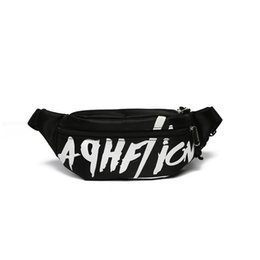 Cheap Phone Wholesale Free NZ - designer waist bag wholesale cheap new canvas casual hiking fitness sports men women outdoor sports waist fanny pack free shippping