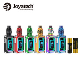 $enCountryForm.capitalKeyWord Australia - 230W Joyetech ESPION Infinite TC Kit with 5.5ml ProCore Conquer Tank 8000mAh E-cig Kit with Dual Circuit Protection