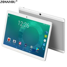 "hd tablet gps 2019 - Updated Version 10.1""Tablet PC Android7.0 3G Call OCTA core 4GB 32GB ROMBuilt-in 3G Bluetooth Wifi GPS HD IPS Table"