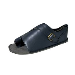 Discount peep toe sandals low heels - Perimedes Women Shoes Buckle Strap Peep Toes Ladies Low Heel Cover Heel Leather Female Sandal Fashion Sandalias Platafor