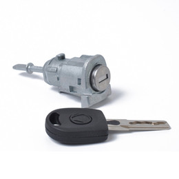 $enCountryForm.capitalKeyWord UK - LEFT DOOR LOCK Same Keys BARREL CYLINDER FOR VW GOLF 4 IV MK4 BORA A6 for SKODA FABIA POLO