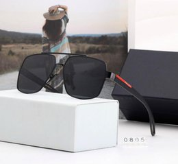 $enCountryForm.capitalKeyWord Australia - 2019 High quality fashion Brand TR polarized sunglasses 0805 Men driving business casual wild sunglasses UV400 Eyewear Designer sun glasses