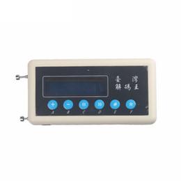 Vente en gros CKS 315Mhz Télécommande Scanner de code 433Mhz Clé Copieur Clé voiture Télécommande sans fil Clé Détecteur de code duplicateur