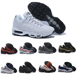 $enCountryForm.capitalKeyWord Australia - 2019 Ultra Unisex Air Shoe OG 20th Anniversary Men Running Shoes Sports 95s Black Grey Mens Trainers Tennis Designer Sneakers Size 7-12