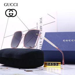 M Sunglasses Brands UK - M-8453 luxury men brand designer sunglass attitude sunglasses square logo on lens men brand designer sunglasses shiny with box