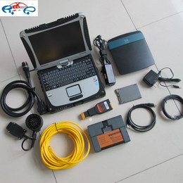 Laptop Mode Tools Australia - 2016.08 New Version For BMW ICOM A2 B C Diagnostic&Programming Tool with Wifi Icom A2 Software SSD Expert Mode with CF19 Laptop