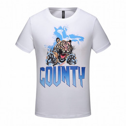 ccfe6334 Tiger design T shirTs online shopping - T shirt Men s Designer T shirt in  high