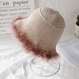 076a6beb2e728 Korean Autumn Winter new arrived Girls Caps Fashion sweet lace Kids Crochet Knit  Hat Children Baseball Hat kids Hand Knitted Caps A2109