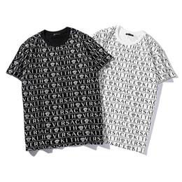 $enCountryForm.capitalKeyWord Australia - T shirts for mens new T-shirt round neck fashion wild top full body printed portrait print T-shirt