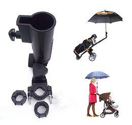 $enCountryForm.capitalKeyWord Canada - Universal Umbrella Holder, 15mm 25mm 30mm Optional Handle Connector Sizes for Golf Cart, Bike, Baby Stroller,Fishing Beach Chair, Wheelchair