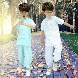 Wholesale costume tai chi for sale - Group buy Children Adult Girl Taekwondo Wushu Costume Chinese Suit Tai Chi Clothing Martial Art Uniform Performance Clothing