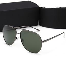 d0b279d3cf9 New Polarized Brand Designer Sunglasses For Men High Quality Men s Luxury  Sun Glasses With Classic Metal Color Film UV400 Fashion Sunglass
