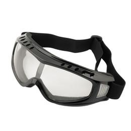 7d3c8ee6d Proteção legal Ciclismo Óculos Airsoft Goggles Tactical Paintball Óculos  Claros Vento À Prova de Poeira Da Motocicleta Óculos de Proteção # 326661