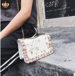 $enCountryForm.capitalKeyWord Australia - Factory direct marketing 2019 new south Korean chain small square bag diamond lock handbag lady one 02