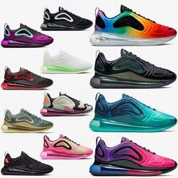 air max 720 airmax maxes Free Run Ücretsiz Çalıştırmak Yastık Koşu Ayakkabı Üçlü-s Beyaz Siyah Moda Mens Womens Spor Ayakkabı Lüks Marka Tasarımcısı Sneakers Eğitmenler