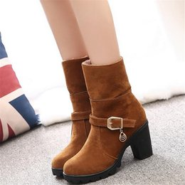 $enCountryForm.capitalKeyWord Australia - New women winter boots platform ladies shoes winter ladies rubber boots spring ladies and ankle boots warm plush shoes X25