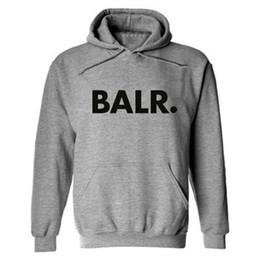 bba39a681 New Balr Hoodie Fashion Box Logo Street Sport Mens Designer Hoodies Unisex  Loose Fit Pullover Sweatshirt M-XXXL